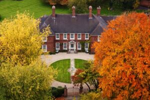 virtual staging with drone photos